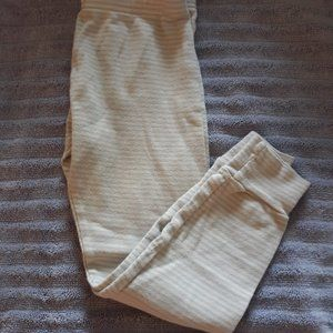 Carter's Gray Striped Joggers